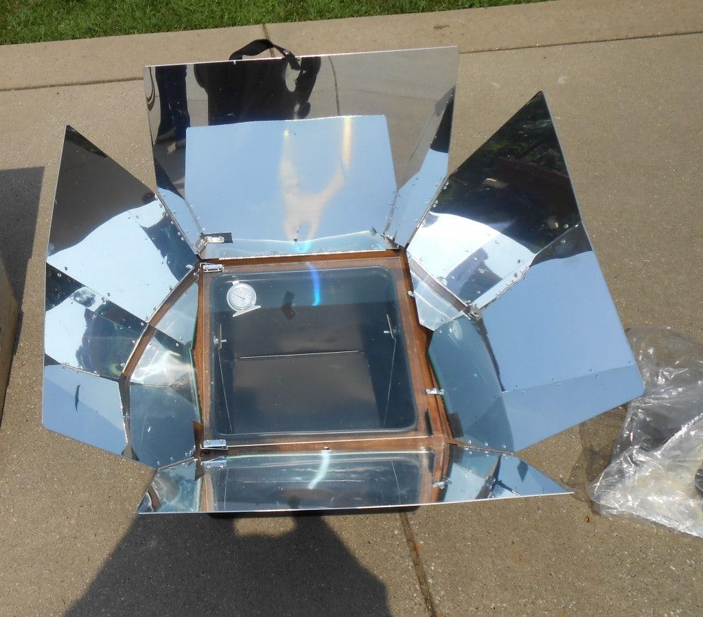 Global Sun Solar Oven