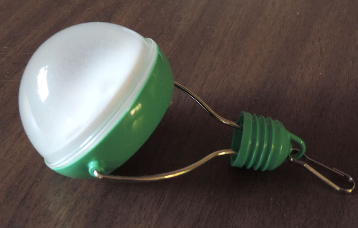 Solar Powered Light Bulb By Nokero A Review Preparedness