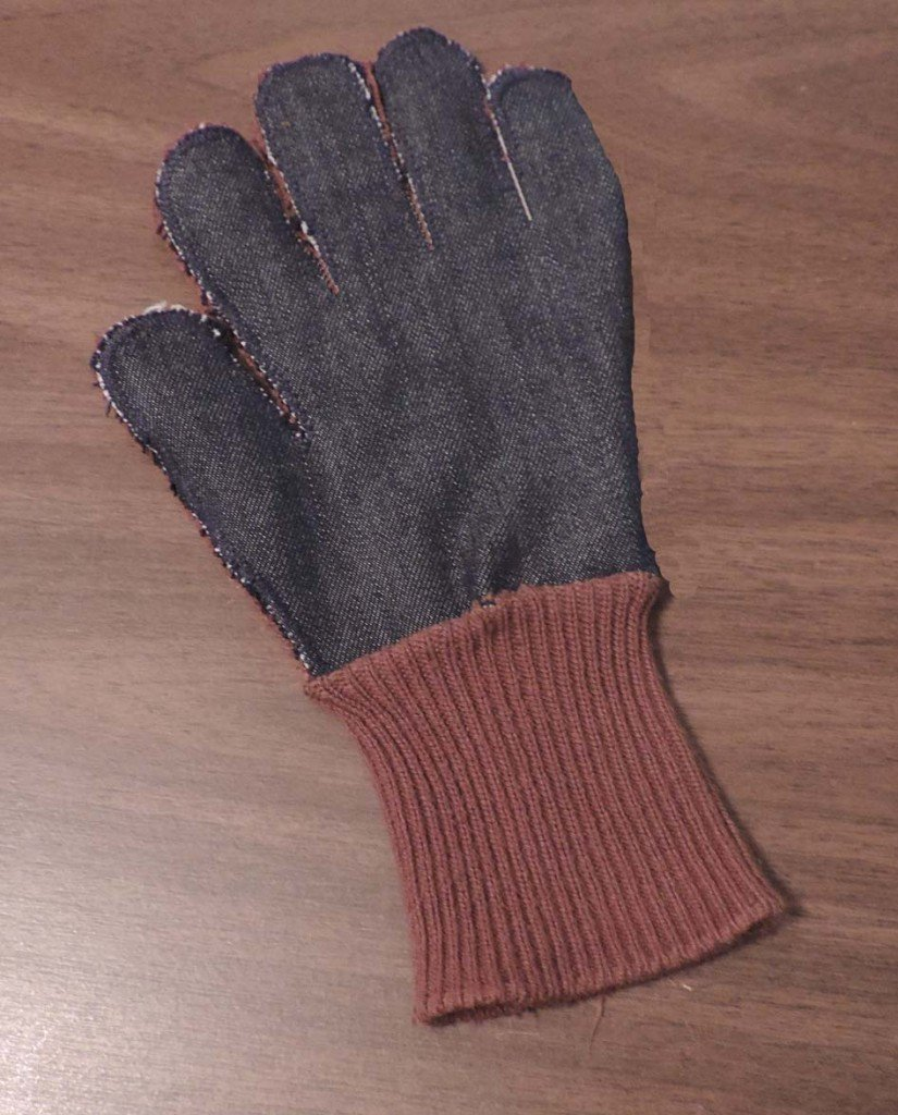 gloves with fingers from socks