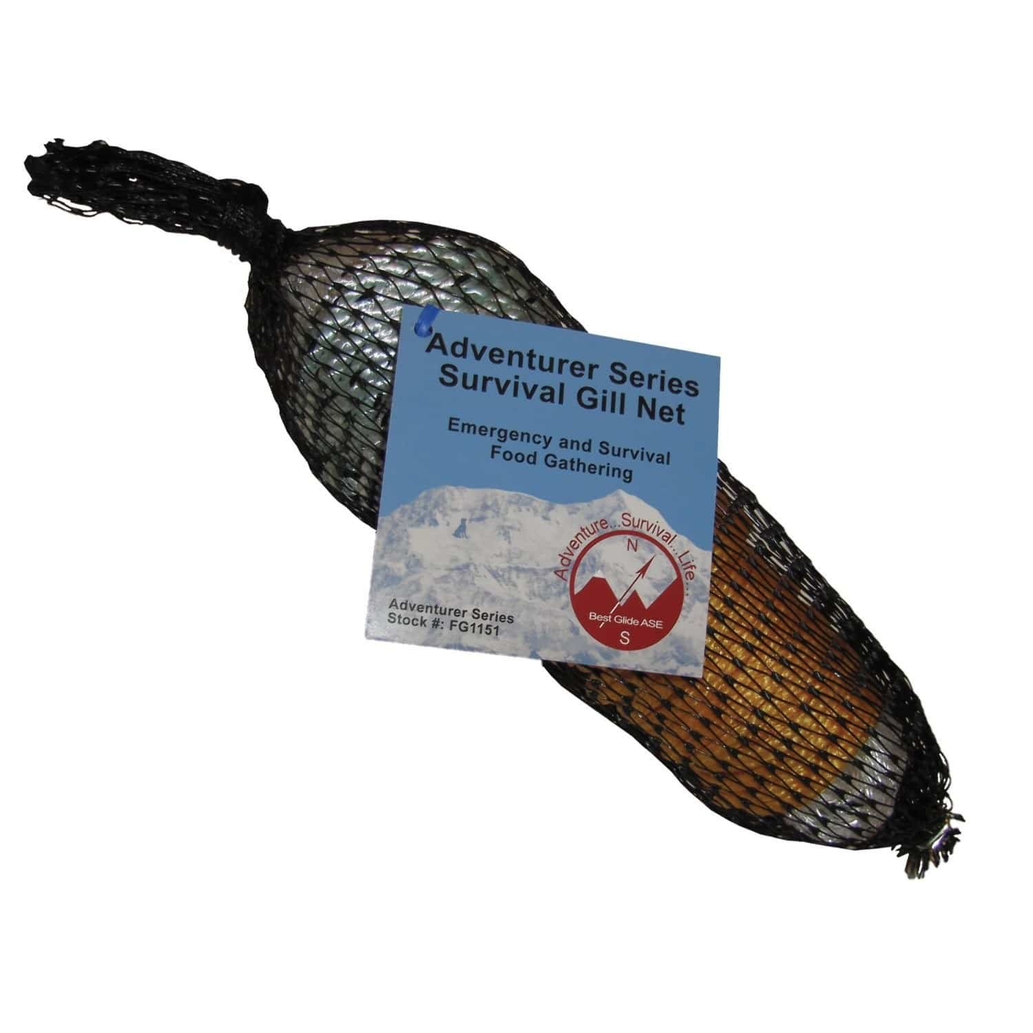 Gill Nets Are A Great Food Gathering Tool For Preppers