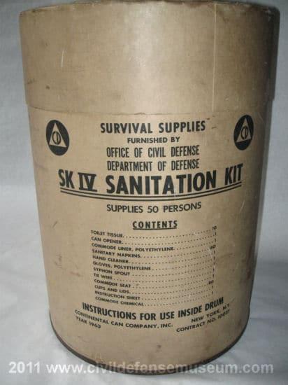 sanitation kits
