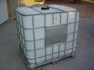 Converting 275 Gallon Totes To Use A Hose Bib