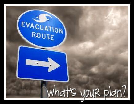 Evacuation Plan Does Your Family Have One