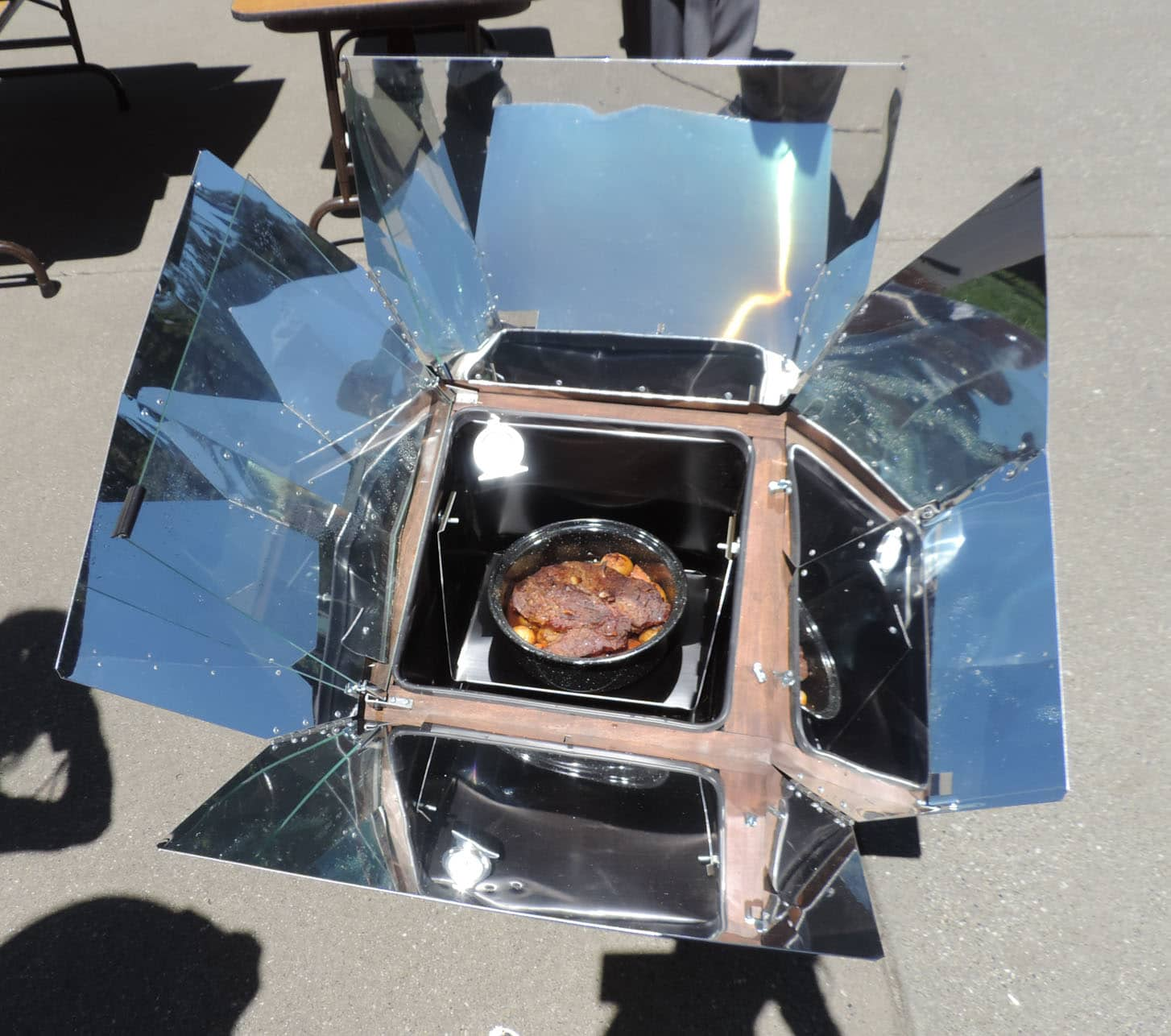Solar Cooking Oven Reviews Amp Tips Preparedness