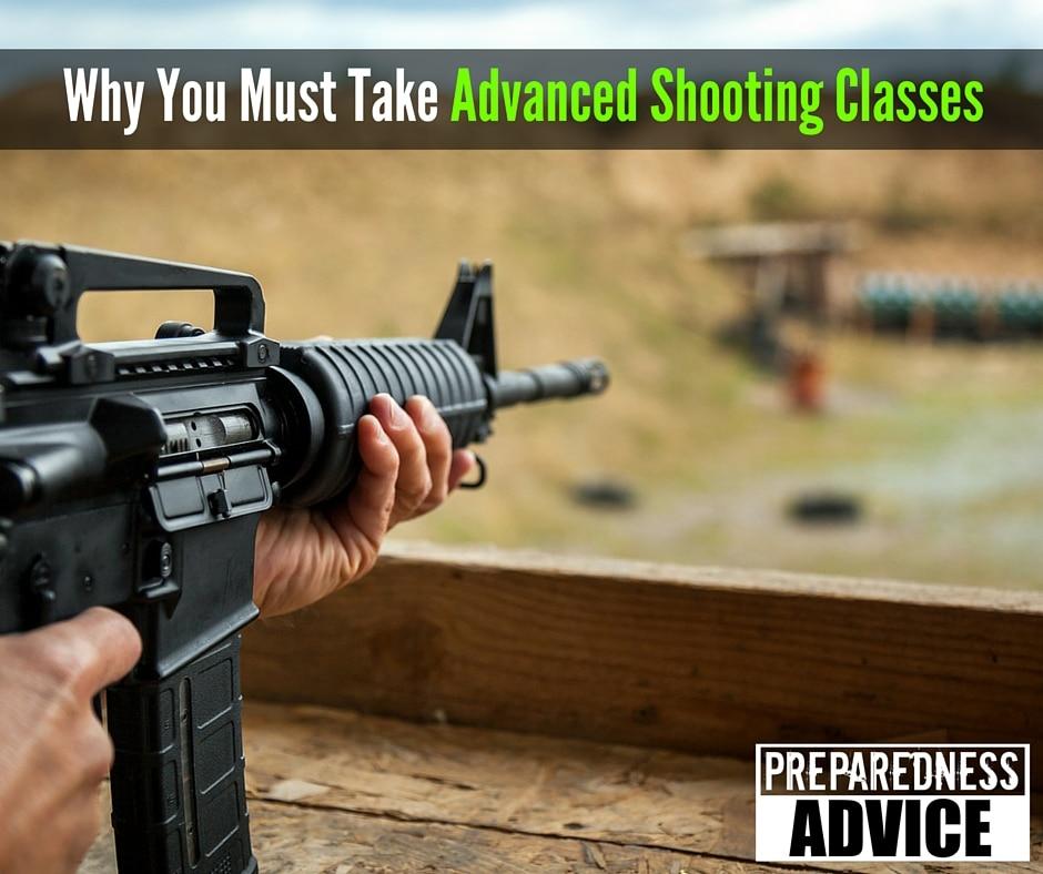 Advanced Shooting Classes