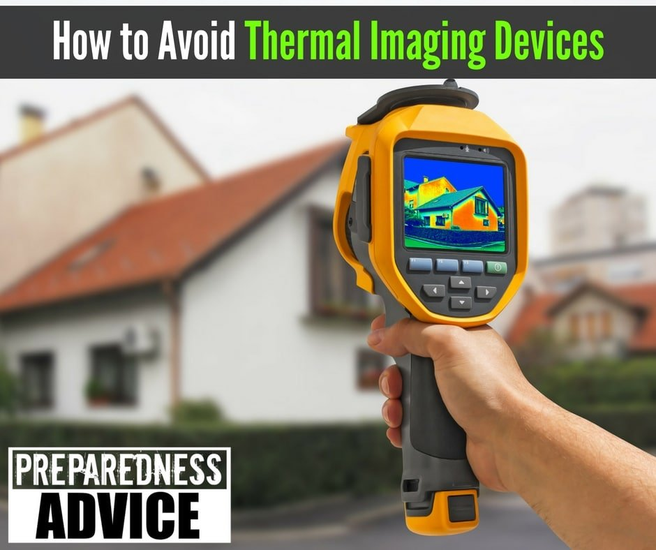 How To Avoid Thermal Imaging Devices