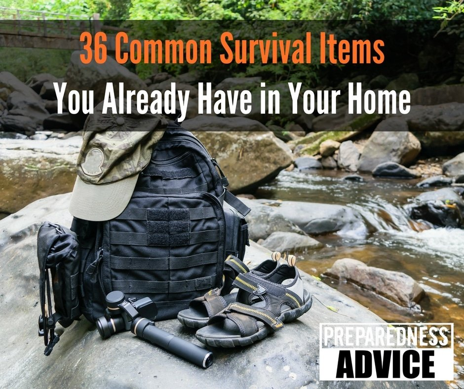 common survival items