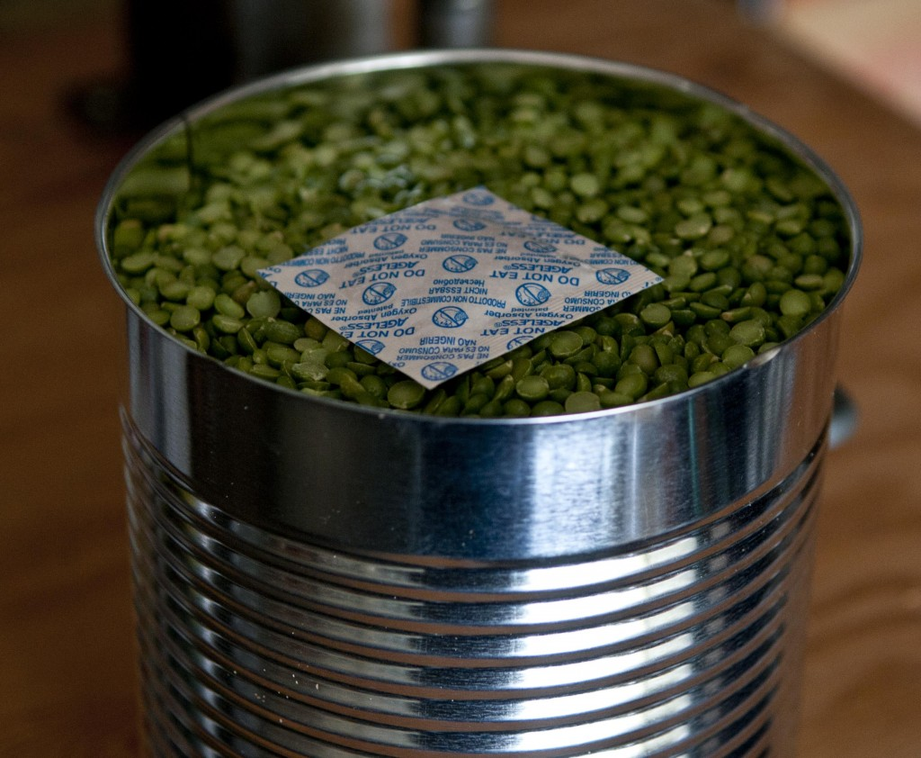 Canning Dry Pack In 10 Cans Preparedness
