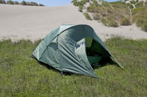 The ... & More Information on the Eureka Assault Outfitter 4 Tent ...