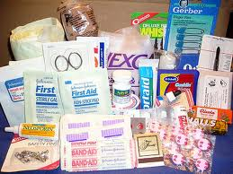 A Good List of First Aid Supplies – 10/15/11
