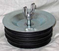 A sewer plug