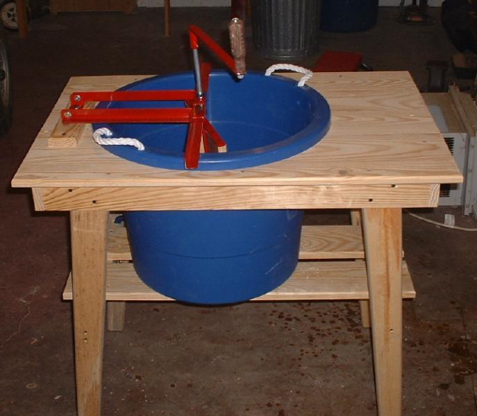 Home Made Washing Machine Preparedness