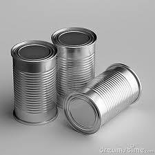 metal food cans