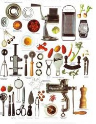 household utensils