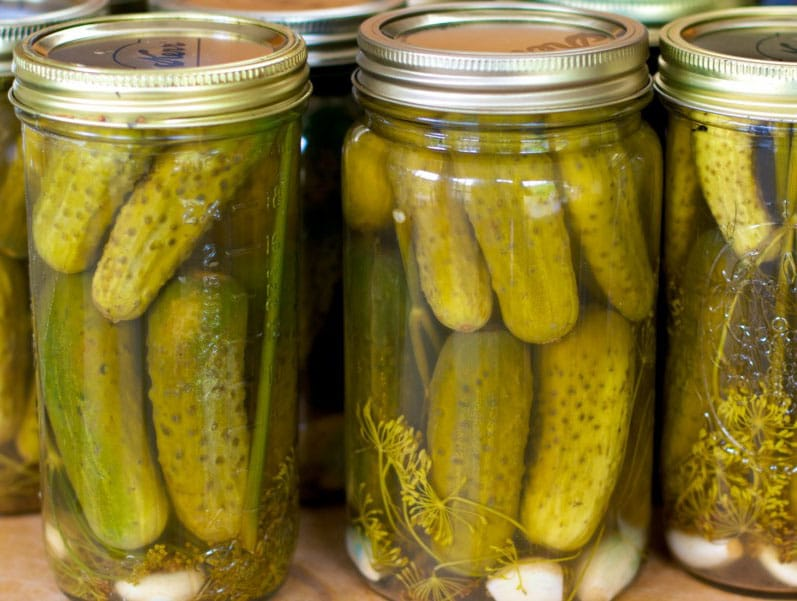 Dill Pickles - Preparedness AdvicePreparedness Advice