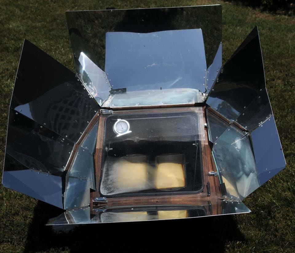 Cooking With The Global Sun Solar Oven Preparedness