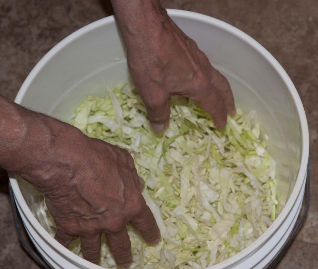 How To Make Sauerkraut In A Food Grade Bucket