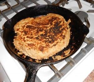 how to make bannock bread