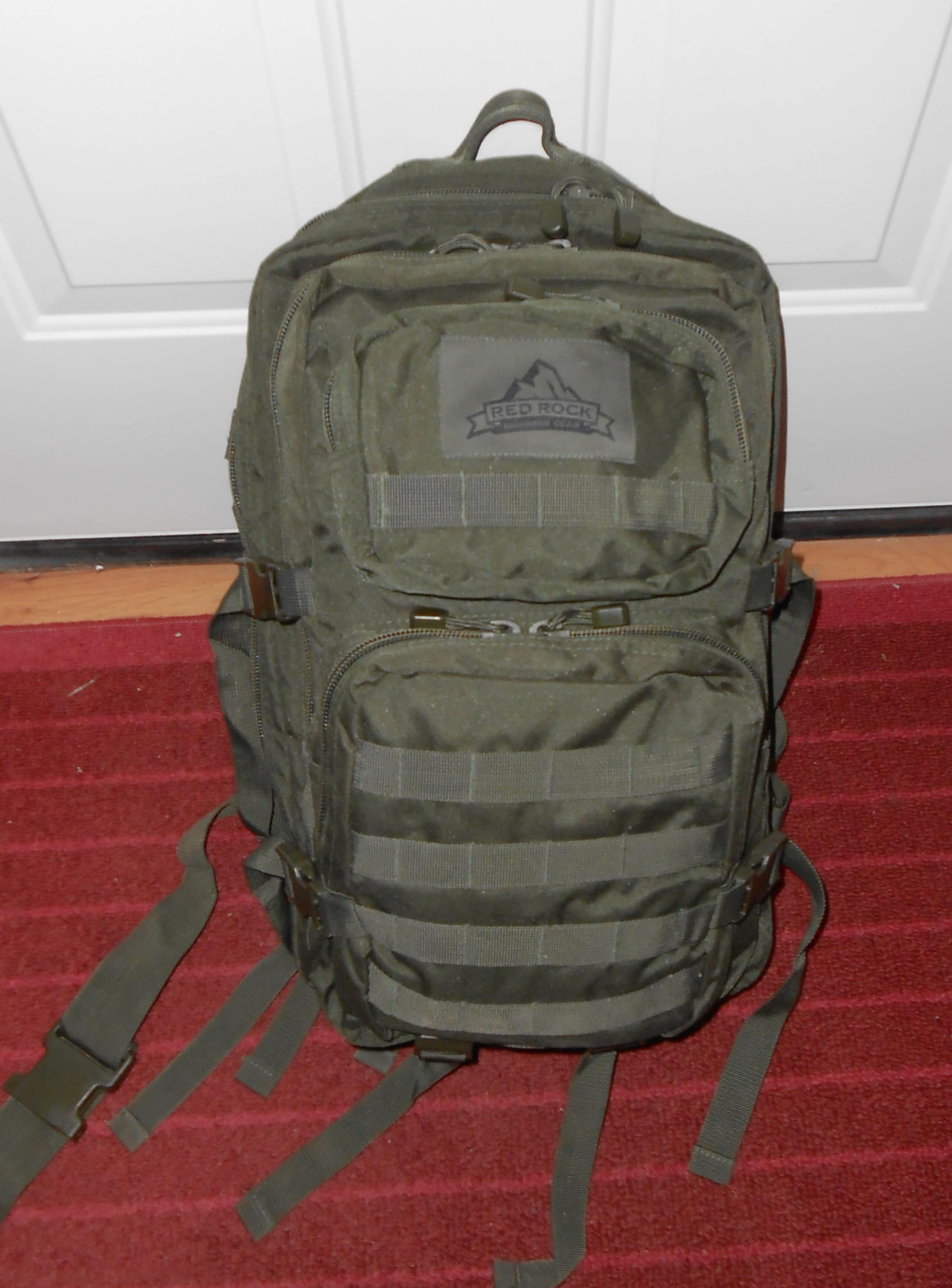 Suggestion For A Bug Out Bag Preparedness