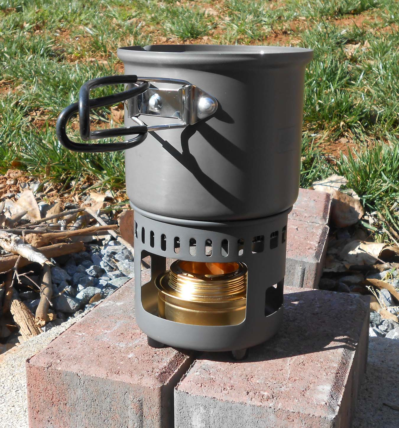 A Review of the Esbit Alcohol Stove and Cook Set - Preparedness ...