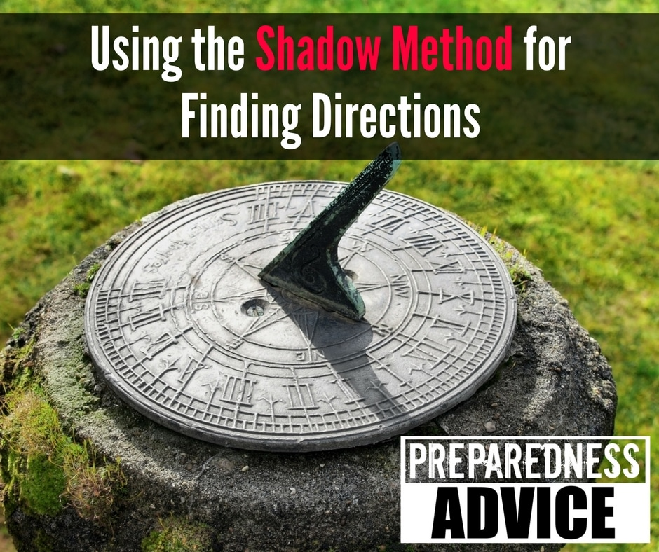 Using the Shadow Method for Finding Directions via Preparedness Advice