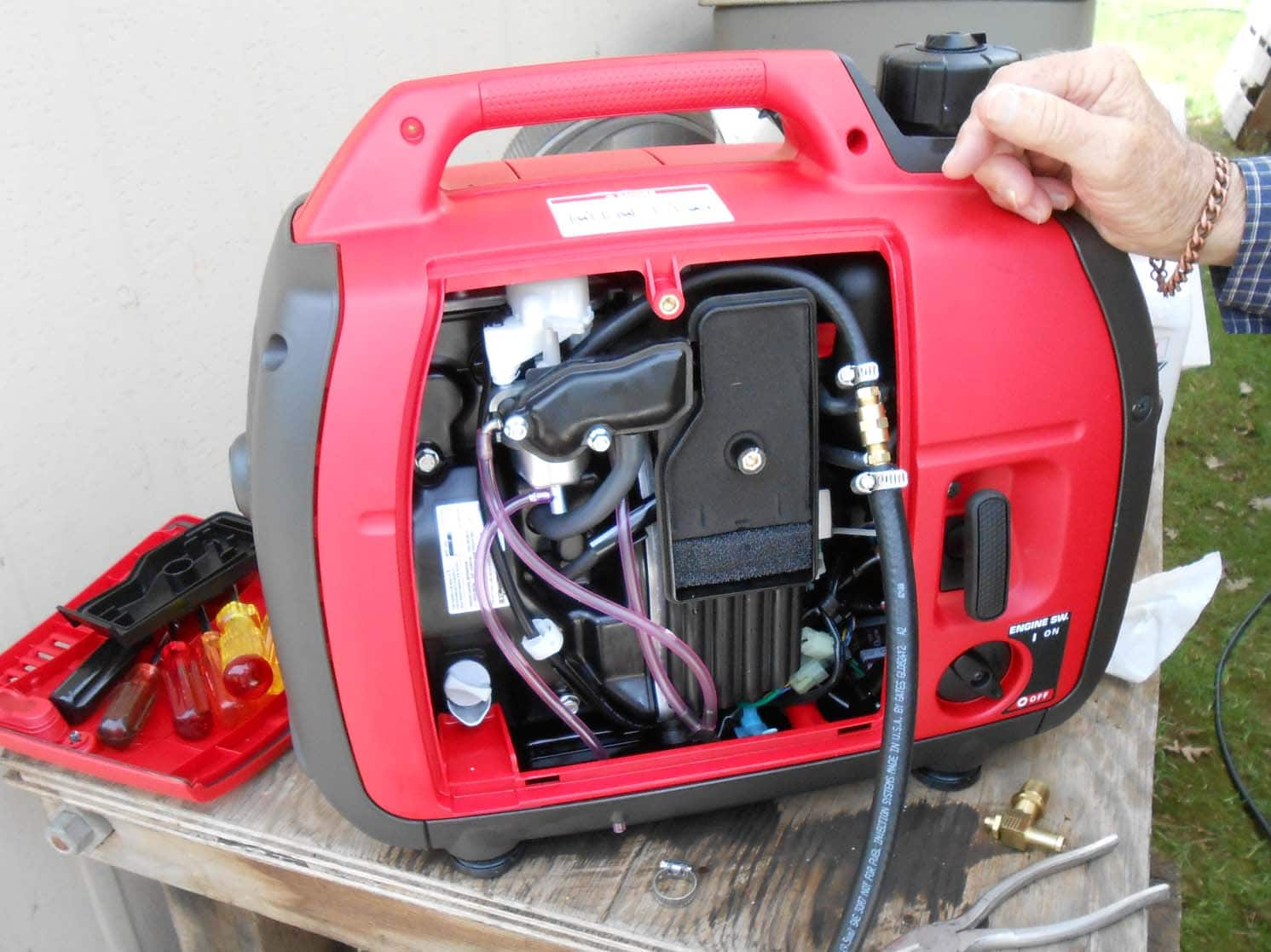 Tri Fuel Generator Conversions - Preparedness AdvicePreparedness Advice