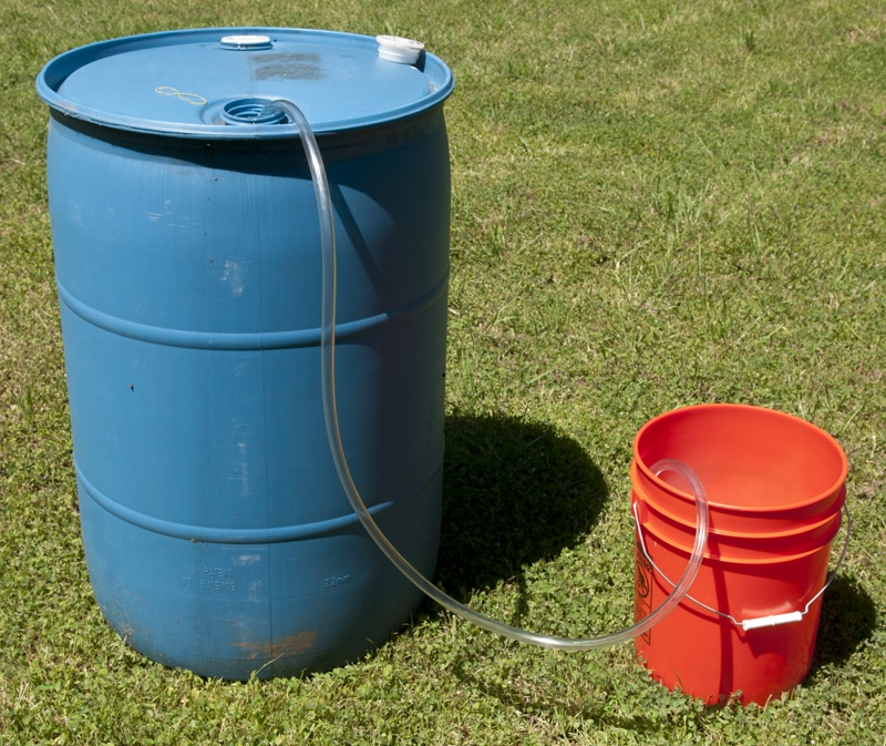 How Much Water Should We Store Preparedness