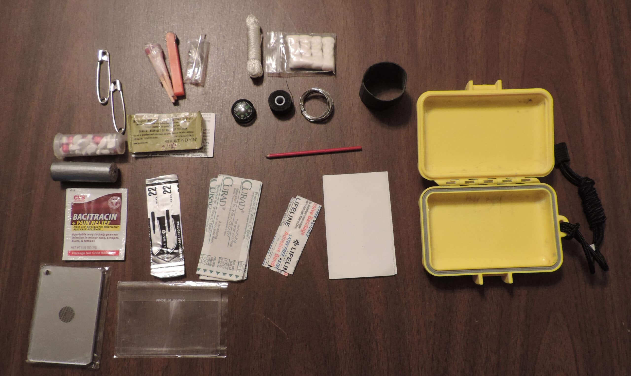 A Useful Small Survival Kit Preparedness