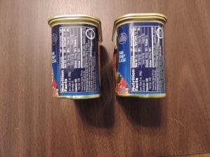 A Failure Of The Shelf Life Of Spam Preparedness