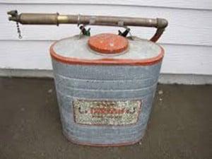 Indian Back Pump