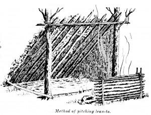improvised shelters