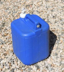 small water storage containers