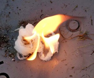Homemade Fire Starters Are Easy To Make