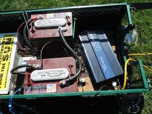 solar wagon