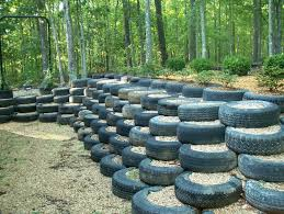 recycle old tires