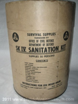 sanitation kits