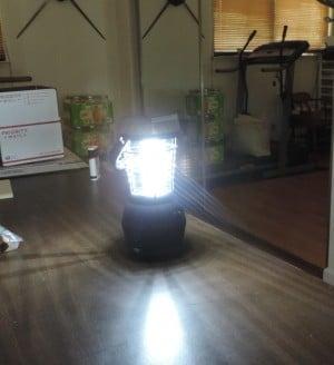 solar powered lanter