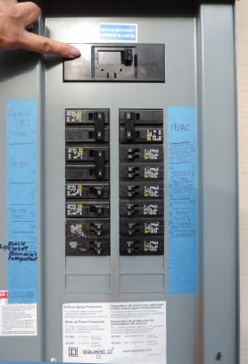 Electric Panels And How To Turn Off The Power