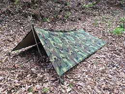 Field expedient shelters
