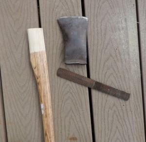 axe handle