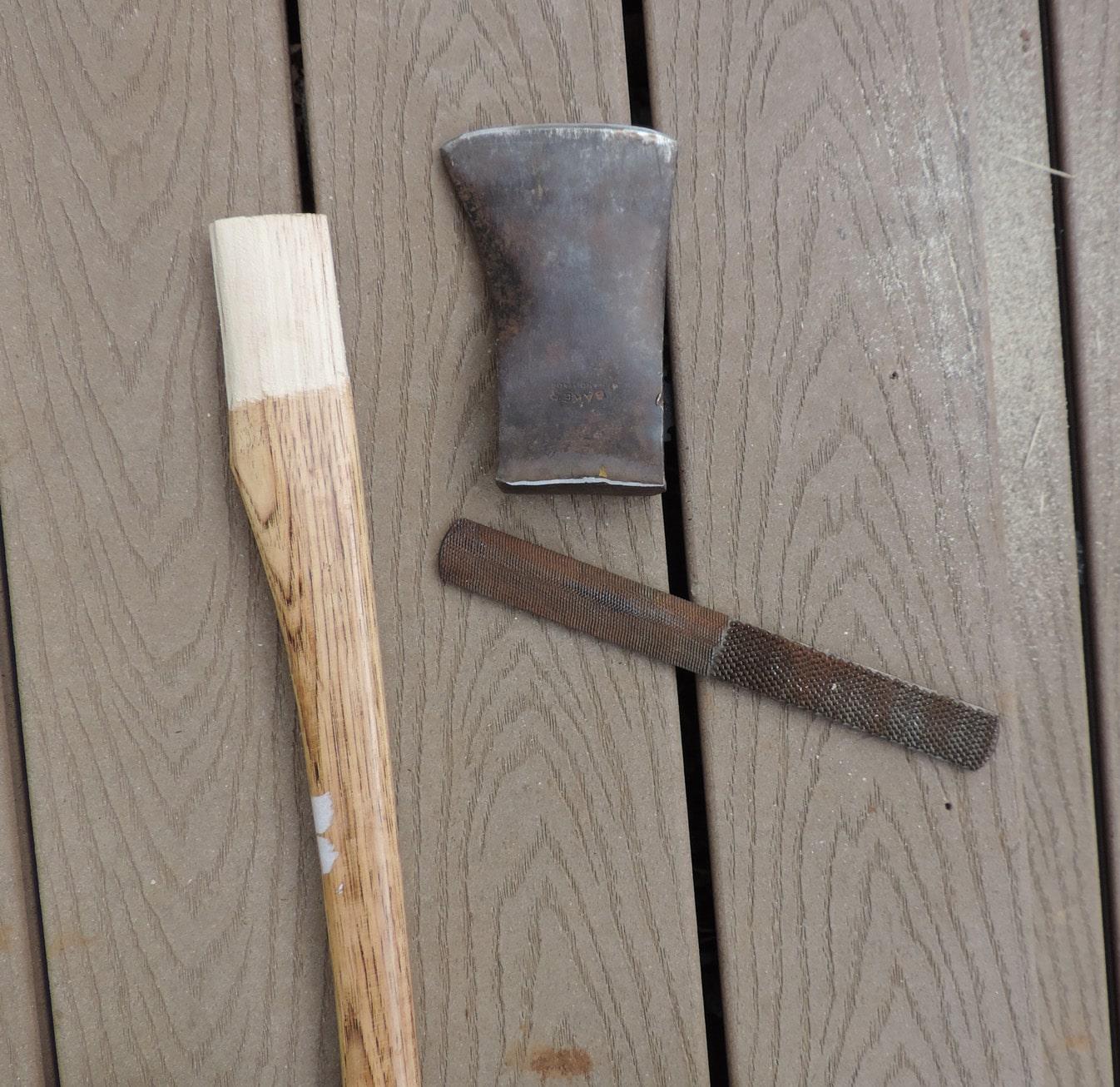 Replacing Axe Handles is an Art - Preparedness AdvicePreparedness Advice
