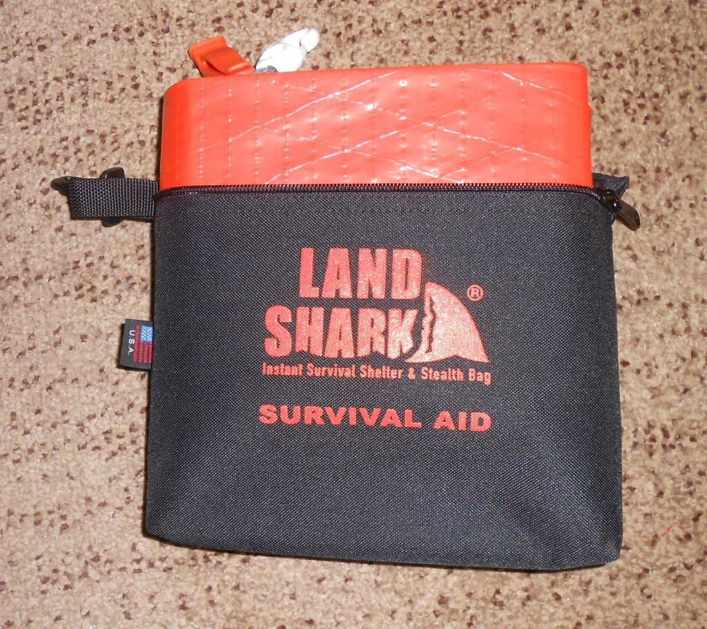 Land Sharke Survival Bag