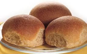 whole-wheat rolls