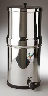 gravity flow water filters
