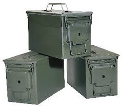 Ammunition Storage and it Problems Preparedness AdvicePreparedness