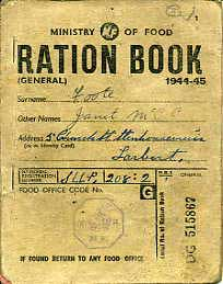 Image result for rationing ww2