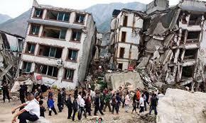 earthquake guidelines
