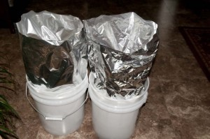 Sealing Food in Five Gallon Buckets is an Important Skill for Preppers