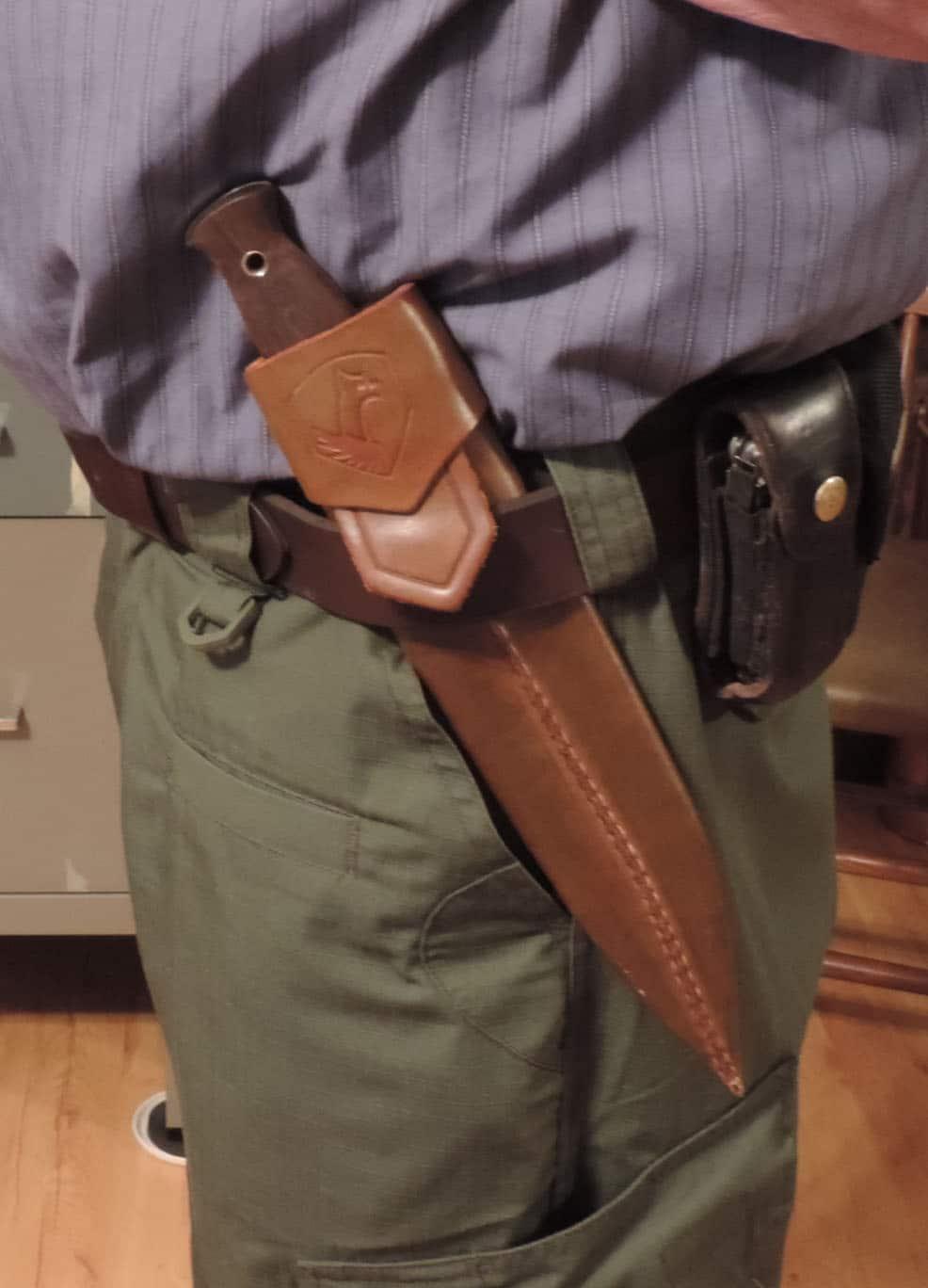 A Review Of The Condor Primitive Bush Knife Preparedness