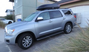 cargo hitch carrier